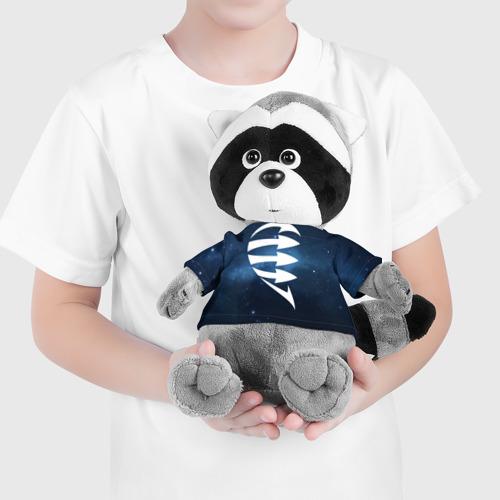 Енотик в футболке 3D Неземная любовь (м) Фото 01