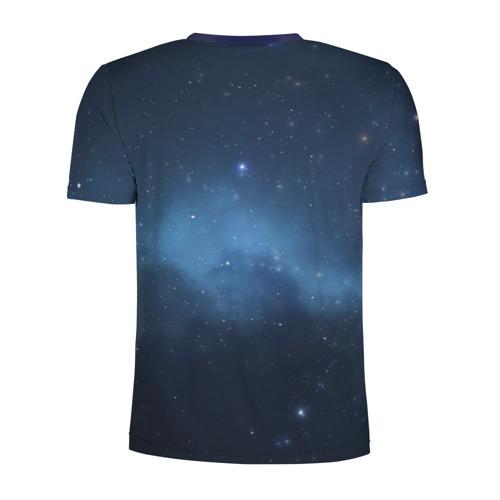 Мужская футболка 3D спортивная Неземная любовь (м) Фото 01