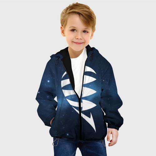 Детская куртка 3D  Фото 03, Неземная любовь (м)