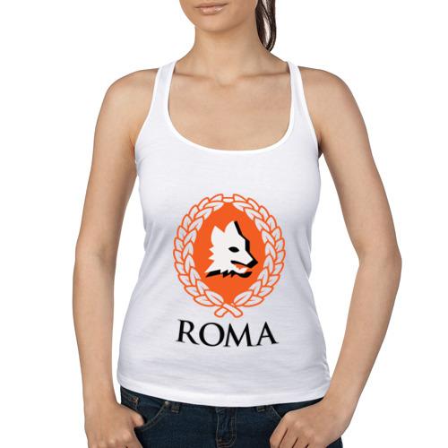 Женская майка борцовка  Фото 01, Roma