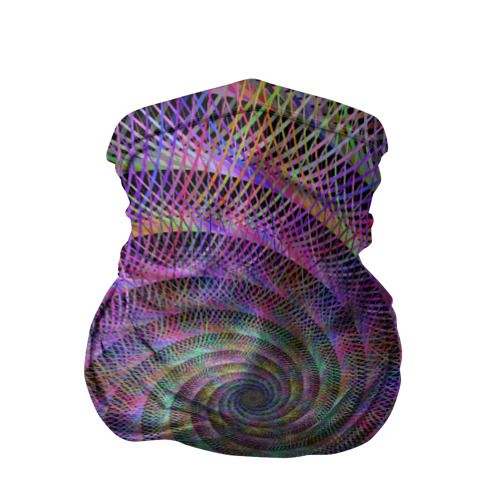 Бандана-труба 3D  Фото 01, Спираль
