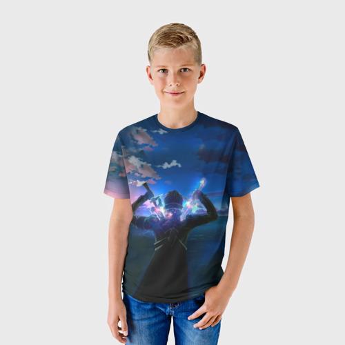 Детская футболка 3D Мастера меча онлайн