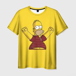 Гомер-болельщик