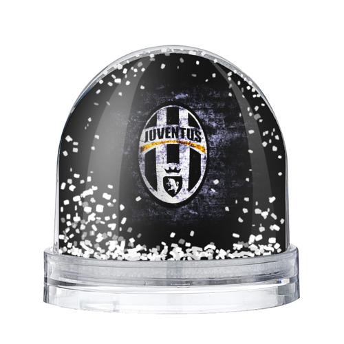 Водяной шар со снегом Juventus2