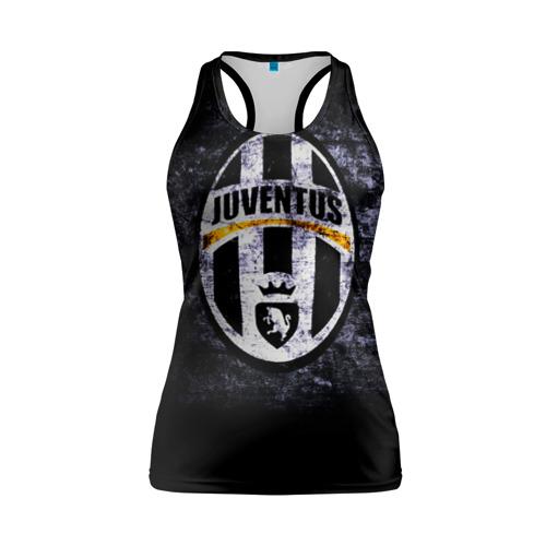 Женская майка 3D спортивная Juventus2