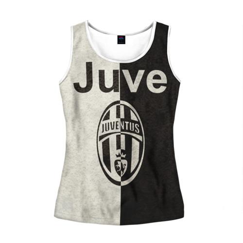 Женская майка 3D  Фото 01, Juventus6