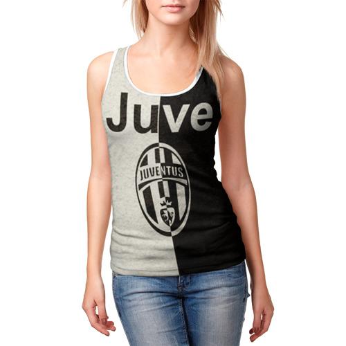 Женская майка 3D  Фото 03, Juventus6