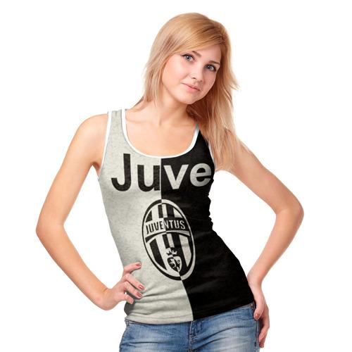 Женская майка 3D  Фото 05, Juventus6