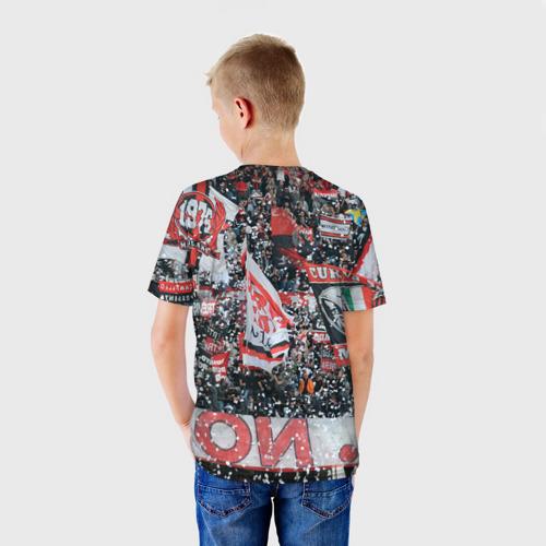 Детская футболка 3D  Фото 02, Milan1