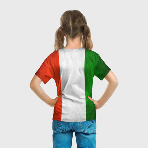 Детская футболка 3D  Фото 04, Milan2