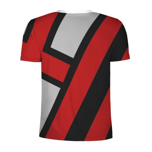 Мужская футболка 3D спортивная  Фото 02, Milan4