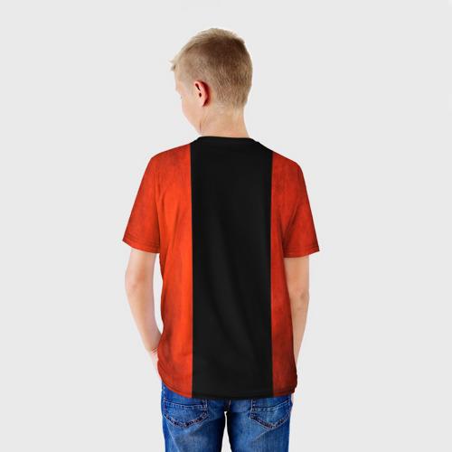 Детская футболка 3D  Фото 02, Milan5