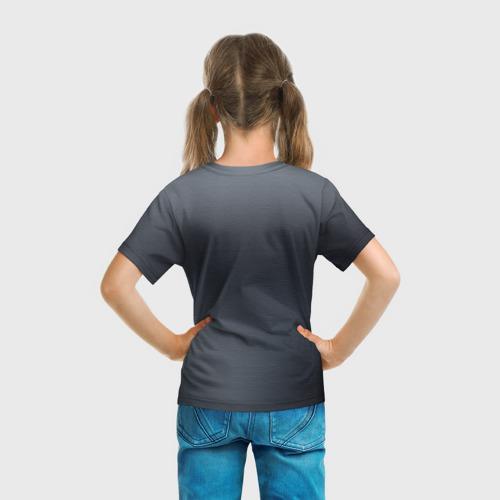 Детская футболка 3D  Фото 04, Мистер робот 3