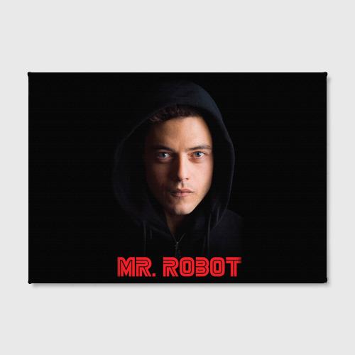 Холст прямоугольный  Фото 02, Мистер робот 5