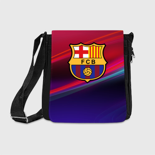 Сумка через плечо ФК Барселона Фото 01