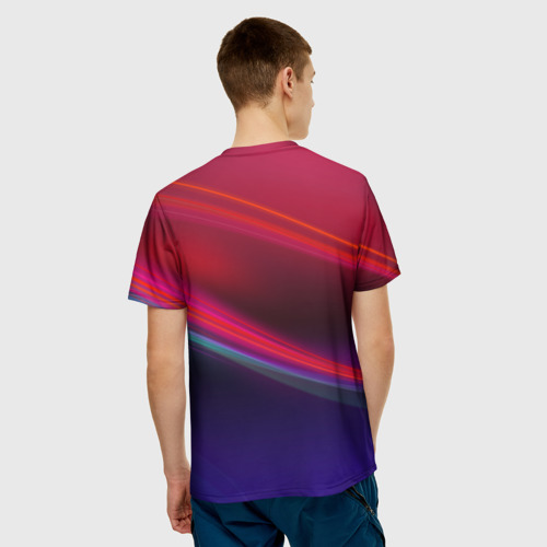 Мужская футболка 3D  Фото 02, ФК Барселона