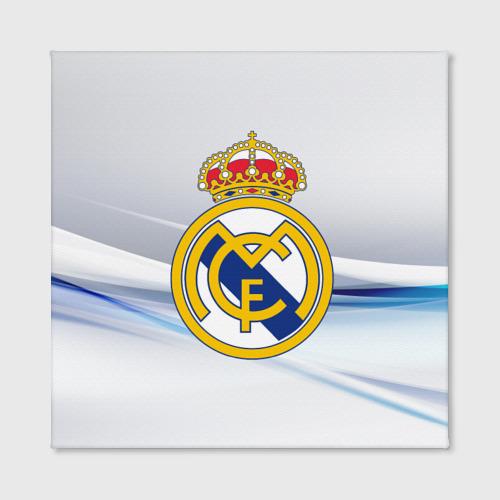 Холст квадратный Реал Мадрид Фото 01