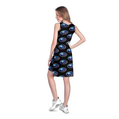 Платье-майка 3D  Фото 04, Subaru