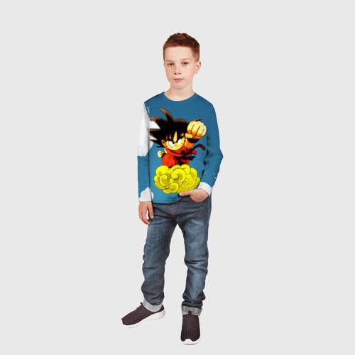 Детский лонгслив 3D  Фото 05, Kid