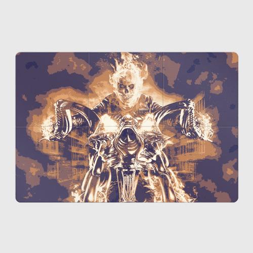 "Магнитный плакат 3Х2  Фото 01, Ghost Rider \""Sollievo\"""