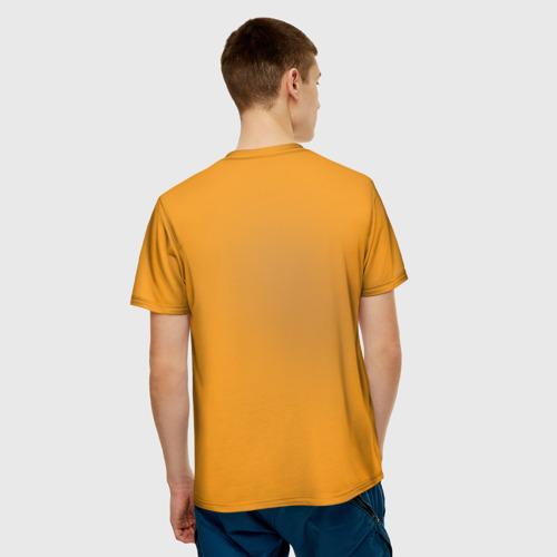 Мужская футболка 3D  Фото 02, Dragon Ball