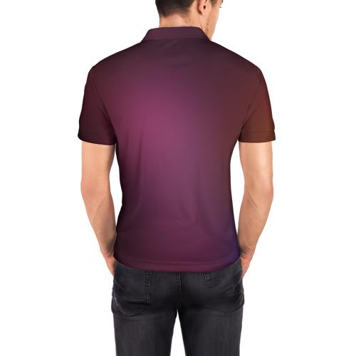 Мужская рубашка поло 3D  Фото 04, Лорд Фриза