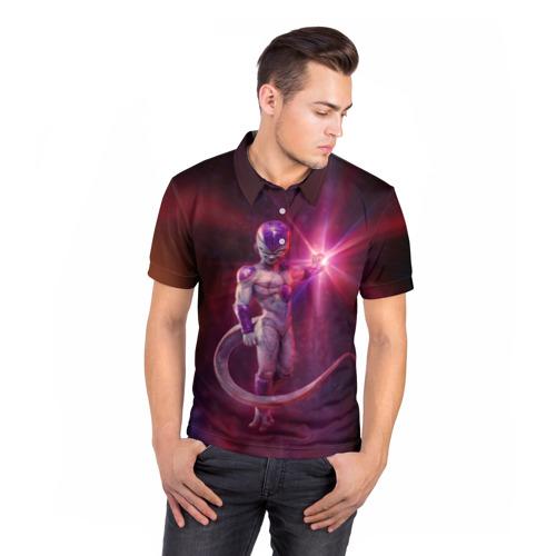 Мужская рубашка поло 3D  Фото 05, Лорд Фриза