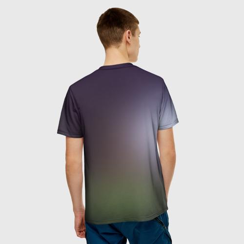 Мужская футболка 3D  Фото 02, KameHameha