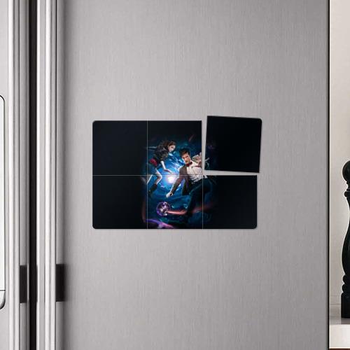 Магнитный плакат 3Х2  Фото 04, Доктор Кто art