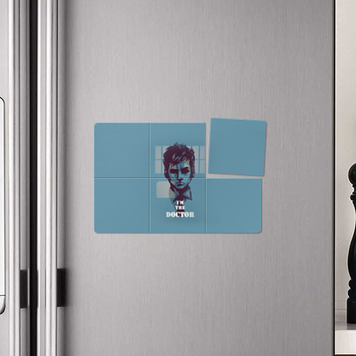 Магнитный плакат 3Х2  Фото 04, Я - доктор
