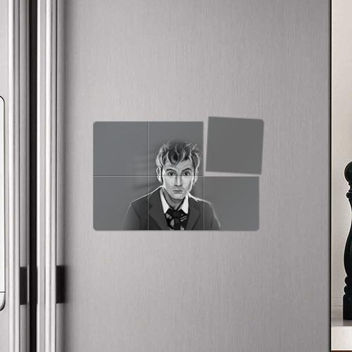 Магнитный плакат 3Х2  Фото 04, Доктор Кто fun art