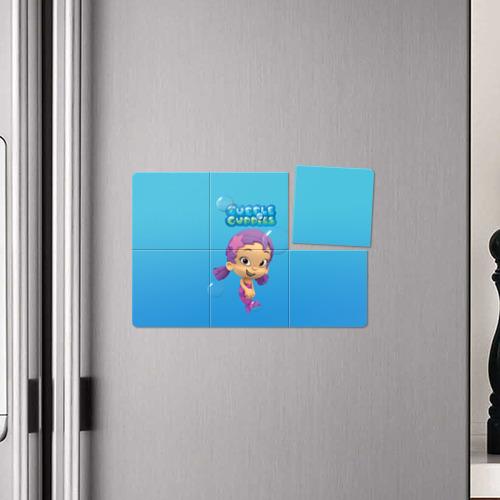 Магнитный плакат 3Х2  Фото 04, Уна