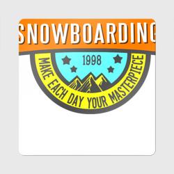 Snowboarding сноуборд