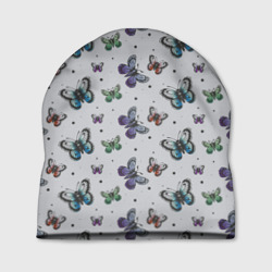 Узор из бабочек 3