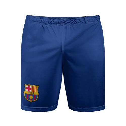 Мужские шорты 3D спортивные Барселона