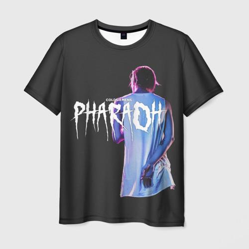 Мужская футболка 3D PHARAOH / COLDSIEMENS