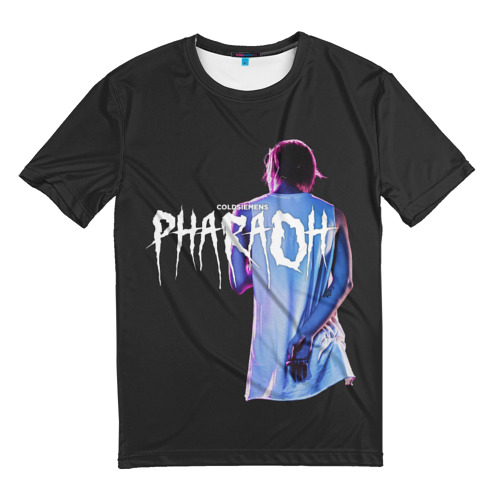 Мужская футболка 3D  Фото 01, PHARAOH / COLDSIEMENS