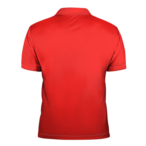 Мужская рубашка поло 3D  Фото 02, Ливерпуль