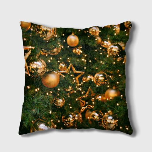 Подушка 3D  Фото 01, Праздничные шары