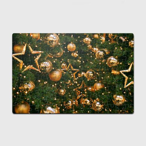 Пазл магнитный 126 элементов  Фото 01, Праздничные шары
