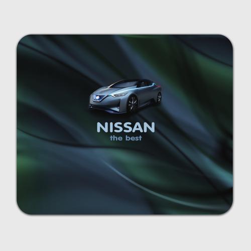 Коврик для мышки прямоугольный  Фото 01, Nissan the best