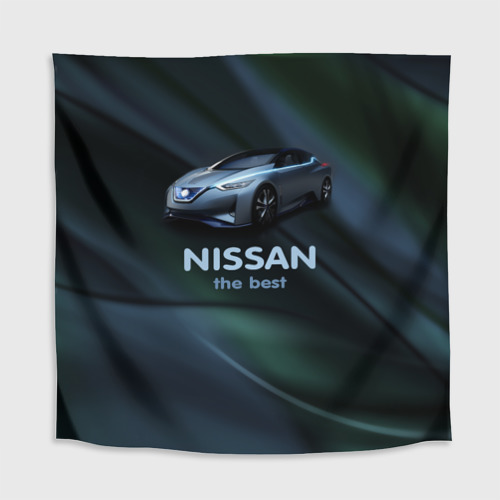 Скатерть 3D  Фото 02, Nissan the best