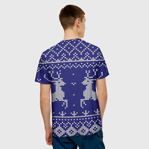 Мужская футболка 3D  Фото 02, Свитер 2