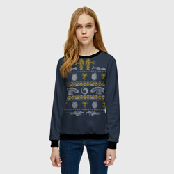 Новогодний свитер Чужой