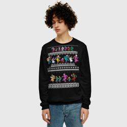 Новогодний свитер Злодеи