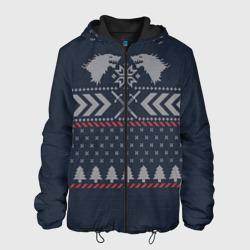 Новогодний свитер Старков