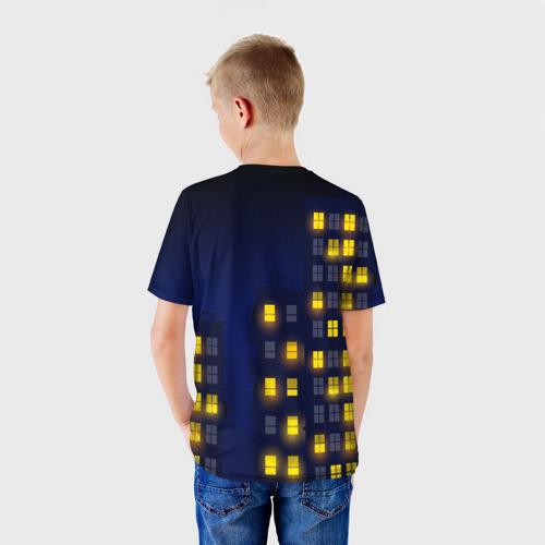Детская футболка 3D  Фото 02, Строитель 8