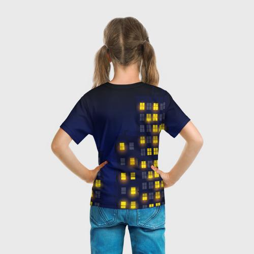 Детская футболка 3D  Фото 04, Строитель 8