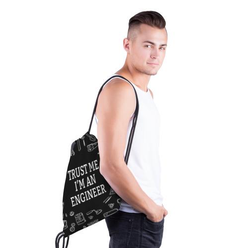 Рюкзак-мешок 3D Строитель 13 Фото 01