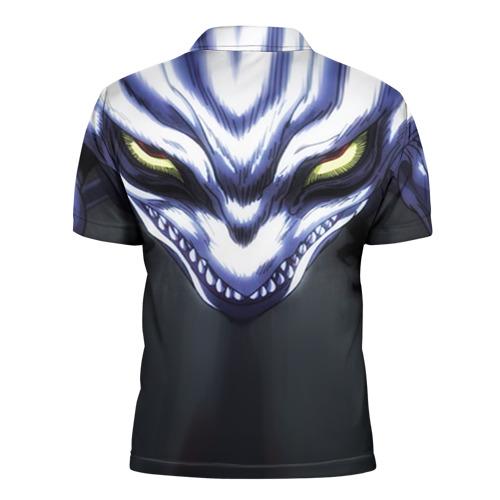 Мужская рубашка поло 3D  Фото 02, Ushio to Tora